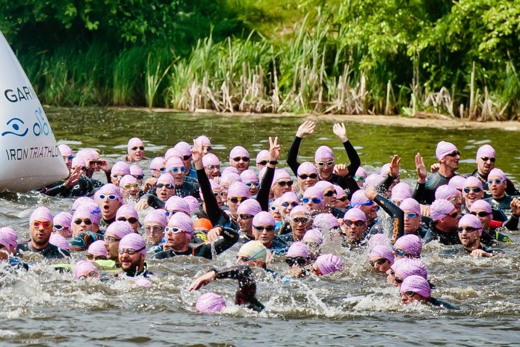 Wodny marsz / fot. Sportografia.pl